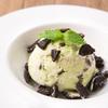 カフェ ラ・ボエム - 料理写真:チョコミントのセミフレッド