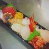 伊豆高原ビール本店レストラン - 料理写真:刺身の盛り合わせ‼︎