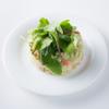 バールMabuchi EST! - 料理写真:サーモンとアボカドのタルタル