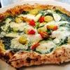 ラ・ベファーナ - 料理写真:バジルソースピッツァ