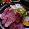 焼肉八七 - 料理写真:赤身盛りランチ