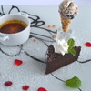貴匠桜 - 料理写真:ヌガーグラッセ ガトーショコラクラシック 葉酸たまごのクレームブリュレ