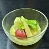 神楽坂 おいしんぼ - 料理写真:彩り映える夏野菜を盛りつけます