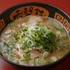 希望軒 - 料理写真:希望軒一番人気のとんこつラーメン