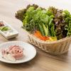 美食焼肉 葉菜 produced by TORAJI - 料理写真:15種の包み野菜セット