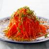 ロットチェント - 料理写真:クルクルにんじんサラダ
