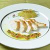 神楽坂 和らく - 料理写真:大山地鶏のローストを洋風に