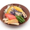 CURRY ON - 料理写真:6種のカラフル野菜