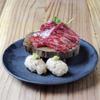 焼肉寿司 - 料理写真:肉はやっぱり赤身でしょ!間違いなし!!