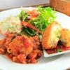 ロヂウラ食堂 - 料理写真:みんなハッピー!「HAPPY定食」