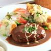 ロヂウラ食堂 - 料理写真:組み合わせ自由「ロヂウラ定食」