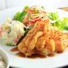 ロヂウラ食堂 - 料理写真:サクサク食感「白身魚定食」