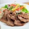 ロヂウラ食堂 - 料理写真:食べ応え十分「牛タン定食」