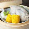 月光食堂 - 料理写真:熊本名物 ひな鶏の地獄蒸し