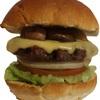 サントゥーダイナー - 料理写真:ブラウンマッシュルームバーガー