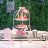 ジンジャーガーデンアオヤマ - 料理写真:Afternoontea 期間限定PINK