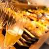 Lounge1908 Restaurant - ドリンク写真:シャンパン・ワインなどと一緒にお食事をお楽しみください。
