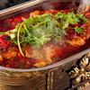 麻辣大学 - 料理写真:辛さが調節できる『重慶焼魚』
