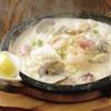 魔法のパスタ - 料理写真:海の幸の石焼レモンクリーム