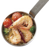 魔法のパスタ - 料理写真:天使のエビのアヒージョ