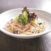 魔法のパスタ - 料理写真:明太子クリームパスタ