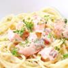 ランチ&バー 花菜 - 料理写真:秋鮭のクリームソース