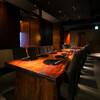神楽坂 かねいち - 内観写真:テーブル18名様×1