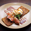 ブレッツ カフェ クレープリー - 料理写真:クレープ フィグ