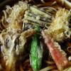 たちばな - 料理写真:野菜天 人気メニュー天婦羅の一品
