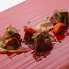 SALONE 2007 - 料理写真:仔羊・リンゴ・マッシュルーム