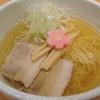 和だしらぁめん うめきち - 料理写真:宗谷の塩を使った煮干ししおらぁめん!当店のイチオシ!!まずはコレ!
