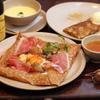 ブレッツ カフェ クレープリー - 料理写真:ムニュー ド ブルターニュ