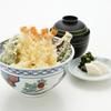 天ぷら新宿つな八 - 料理写真:ランチ海老天丼