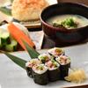 盃屋かづち - 料理写真:トロがっこ巻