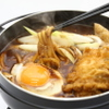 久右衛門 - 料理写真:八丁味噌を使った味噌煮込みうどん