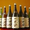 神田 本陣房 - ドリンク写真:忘年会人気NO.1 鴨鍋と十四代飲み放題コース