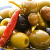 赤坂スペインクラブ アラ - 料理写真:スペイン産オリーブの盛り合せ
