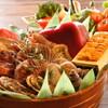 黒天 - 料理写真:素材にこだわった手作り料理が100種類以上