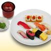 築地寿司清 - 料理写真:にぎり(ランチ)