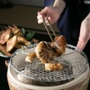 京都 吉兆 - 料理写真:国産焼松茸入荷致しました。