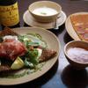 ブレッツカフェ クレープリー - 料理写真:ムニュー ド セゾン