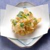 天ぷら新宿つな八 - 料理写真:小海老の三つ葉のかき揚げ