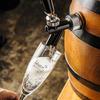 枸杞の実 - ドリンク写真:樽詰めスパークリング