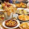 オサカナバル BLEU - 料理写真: