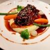 俺のフレンチ TOKYO - 料理写真:牛ホホ肉赤ワイン煮
