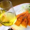 ワインと創作料理 ゴッシュ - 料理写真:燻製サーモンのカルパッチョ