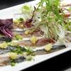 キタバル - 料理写真:【10月のSPECIAL MENU】 根室より 秋刀魚のカルパッチョ 750円