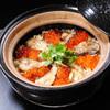 雨後晴 - 料理写真:いくらをふんだんに使った土鍋御飯