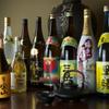 月光食堂 - ドリンク写真:九州の焼酎