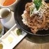塊肉酒場 LOVE&29 - 料理写真:ランチ 牛しぐれひつまぶしセット